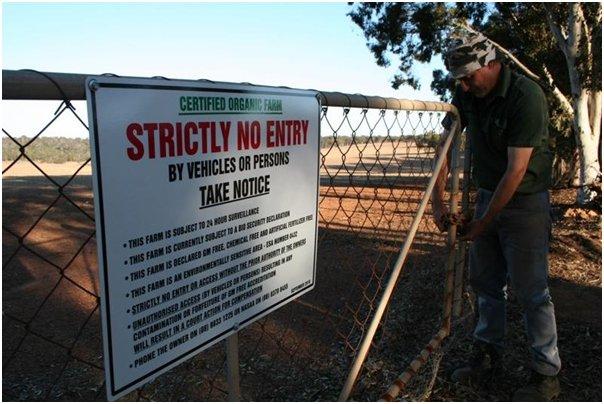 steve marsh 2 farmweekly ruralpress The Fight for Organic